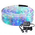 Φωτοσωλήνας Led 10m RGB Πολύχρωμο με 8 Προγράμματα Φωτισμού