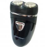 Ηλεκτρική Ξυριστική Μηχανή με Φωτισμό LED Sportsman Electric Shaver SM-516