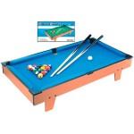 Ξύλινο Επιτραπέζιο Μπιλιάρδο 51x31.2x10.5cm Snooker Table HG201D
