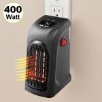 Νέα Μίνι Σόμπα Πρίζας - Αερόθερμο 400Watt Handy Heater με Θερμοστάτη και Χρονοδιακόπτη