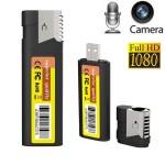 Κρυφή Κάμερα Full HD Καταγραφικό Αναπτήρας Πυράκτωσης M8 - Mini DVR Spy Camera Lighter