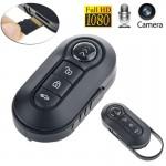 Κρυφή Κάμερα Μπρελόκ Κλειδιά Αυτοκινήτου Full HD 1080p  - Καταγραφικό με Ανίχνευση Κίνησης, Night Vision & Έξοδο Video Mini DVR Keychain Spy Camera