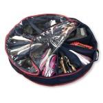 Πρακτική Αποθηκευτική Υφασμάτινη Τσάντα για Παπούτσια - Shoe Storage Go-Round