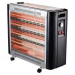 Θερμάστρα Χαλάζια με Ανεμιστήρα & Υγραντήρα 2800W KELVIN QT82-A
