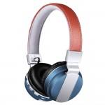 Ασύρματα On-Ear Ακουστικά Bluetooth Handsfree με Aux, SD, FM & Μικρόφωνο