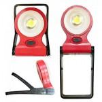 Φακός Εργασίας LED 5W 360° με Micro USB - Cob Work Light YT-852