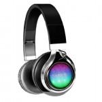 Ασύρματα Over-Ear Ακουστικά LED Bluetooth Handsfree με Aux, SD, FM & Μικρόφωνο
