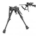 Πτυσσόμενο Δίποδο - Βάση Όπλου Ράγας Picatinny 21 - 24 mm - Tactical Rifle Bipod Stand