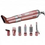 Σετ Περιποίησης Μαλλιών 7 σε 1 για Επαγγελματικό Styling - Gemei Professional Hot Air Styler GM-4831