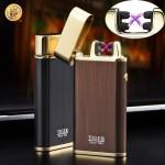 Αντιανεμικός X Arc Αναπτήρας Διπλής Ακτίνας Tiger - Double Plasma Arc Lighter USB
