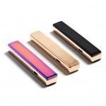 Έξυπνος Μικρός Επαναφορτιζόμενος Αντιανεμικός Αναπτήρας - Giger Slide Lighter