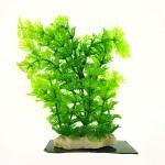 Ρεαλιστικό Διακοσμητικό Πλαστικό Φυτό 18cm για Ενυδρεία - Aquarium Plant