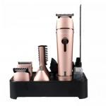 Σετ Κουρευτικής και Ξυριστικής Μηχανής  Kemei KM-1015