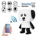 Εντυπωσιακό Ηχείο Dancing Robot Dog Speaker Bluetooth 3W