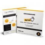 Σετ με Πέρλες Κεριού Αποτρίχωσης Μύτης για Άντρες - Groomarang Nose Hair Removal Wax