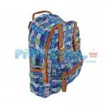 Γυναικεία Τσάντα - Σακίδιο Πλάτης Boho Style 31 x 33 εκ 0574B