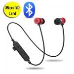 Ασύρματα Bluetooth Αθλητικά Ακουστικά με Μαγνητική Βάση - Wireless Stereo Headset