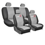 Πλήρες Σετ - Universal Καλύμματα Καθισμάτων Αυτοκινήτου TypeR - 8 Τεμάχια