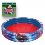 Φουσκωτή Παιδική Πισίνα 152x30cm με Σχέδιο Spiderman
