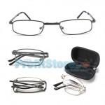 Γυαλιά Πρεσβυωπίας Αναδιπλούμενα με Θήκη +1.00 έως +4.00 Folding Reading Glasses