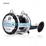 Μηχανισμός για Καλάμι Ψαρέματος με 13 Ρουλεμάν & Οδηγό Πετονιάς Yumoshi JCA-400