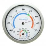 Μεγάλο Υγρόμετρο & Θερμόμετρο Ακριβείας Anymeters TH-2F
