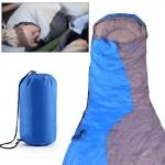 Μονός Υπνόσακος με Κουκούλα 200x70cm - Sleeping Bag