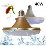 Λάμπα Οικονομίας LED Ε27 40 Watt 6.500Κ Εντομοαπωθητική - Super Bright LED UFO Light