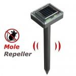 Ηλιακό Απωθητικό για Ποντίκια, Πάσσαλος Εξωτερικού Χώρου - Solar Mole Repeller