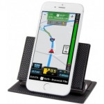 Αντιολισθητική Βάση Στήριξης Κινητού & GPS με Κλιπ - EZ-Way Phone & GPS Holder