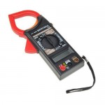 Ψηφιακή Αμπεροτσιμπίδα και Πολύμετρο - Digital Clamp Meter