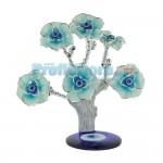 Δένδρο για Κακό Μάτι 43075 Silver Blue
