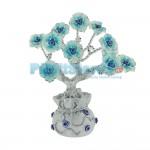 Δένδρο για Κακό Μάτι 43076 Silver Turquoise