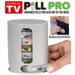 Οργανωτής Χαπιών με Αποσπώμενες Ημερήσιες Φορητές Θήκες Pill Pro