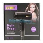 Επαγγελματικό Πιστολάκι Μαλλιών - Σεσουάρ με Φυσούνα 3000 WATT GW-6500
