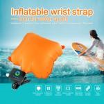 Σωστικό Φουσκωτό Βραχιόλι Σωσίβιο Έκτακτης Ανάγκης για Κολύμβηση & Θαλάσσια Σπορ - Life Saving Wrist Band
