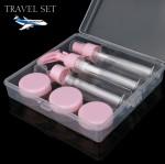 Σετ Μπουκαλάκια Ταξιδιού 6 Τεμάχια - Travel Storage Set