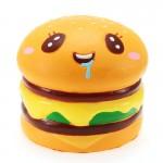 Παιχνίδι Squishy Ανακούφισης Στρες Jumbo Squishies Antistress Toys - Double Hamburger