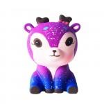 Παιχνίδι Squishy Ανακούφισης Στρες Jumbo Squishies Antistress Toys - Galaxy Deer