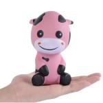 Παιχνίδι Squishy Ανακούφισης Στρες Jumbo Squishies Antistress Toys - Pink Cow