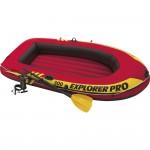Φουσκωτή Βάρκα Explorer Pro 300 Set- INTEX 58358