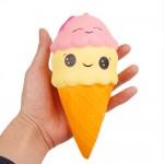 Παιχνίδι Squishy Ανακούφισης Στρες Jumbo Squishies Antistress Toys - Double Face Ice Cream