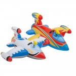 Φουσκωτό  Θαλάσσης Water Gun Spaceship Ride-Ons   INTEX-56539