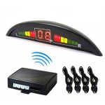 Αισθητήρες Παρκαρίσματος ECO με Ψηφιακή Οθόνη LED Parking Sensors