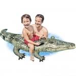Φουσκωτό   Θαλάσσης Realistic Gator Ride-On INTEX-57551