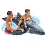 Φουσκωτό Θαλάσσης Φάλαινα - Realistic Whale Ride-On INTEX-57530