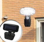 Αδιάβροχο LED Ηλιακό Φωτιστικό με Αισθητήρα Κίνησης & Φωτός - 15 LED Solar PIR Light