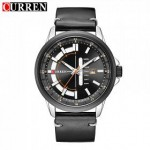 Ανδρικό Ρολόι CURREN 8307- Curren Analog Leather Band Watch for Men