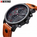 Ανδρικό Ρολόι CURREN 8192 - Curren Luxury Quartz Men Watch