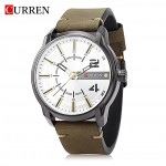 Ανδρικό Ρολόι CURREN 8306- Curren Men's Fashion Sport Watches Quartz Analog